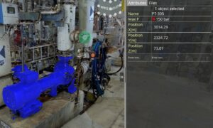 Intelligent laser scan without time-consuming remodelling